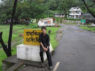 Tamabil border area