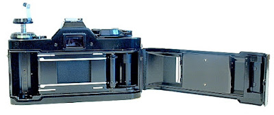 Canon AE-1 Program, Film box