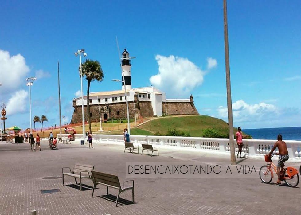 Forte de Santo Antônio da Barra e Museu Náutico