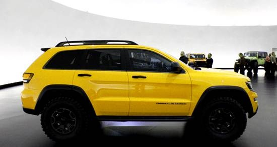 2017 Jeep Grand Cherokee Trailhawk | Summit | Overland | Limited | Laredo | Summit | Trailhawk price