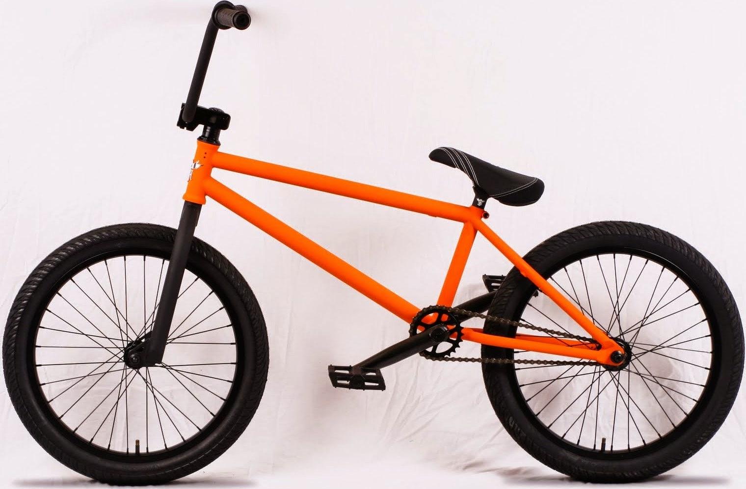 Motor Modifikasi Terkini Modifikasi Sepeda Bmx