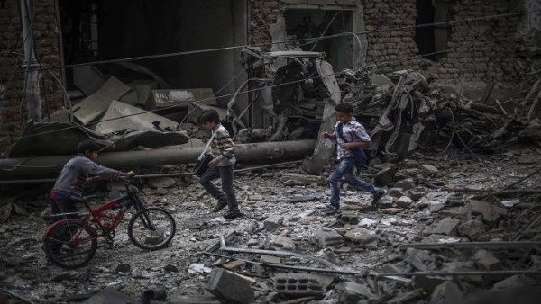 Tropas de EE.UU. matan cinco mujeres y tres niños en Siria