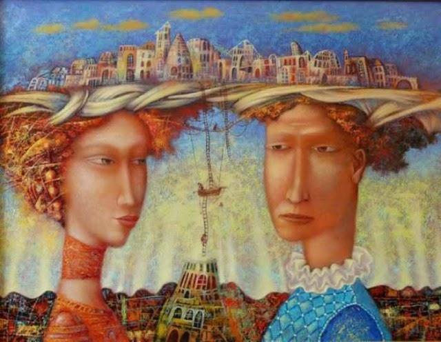 Российский художник. Александр Сулимов