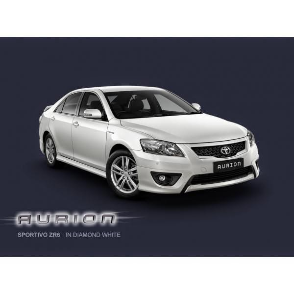 Body Kit Toyota Camry Aurion 2006-2009