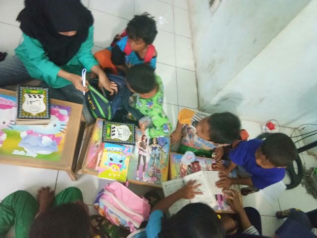 Save Street Child Palembang