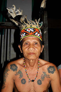 Indonesian Traditional Tattoo