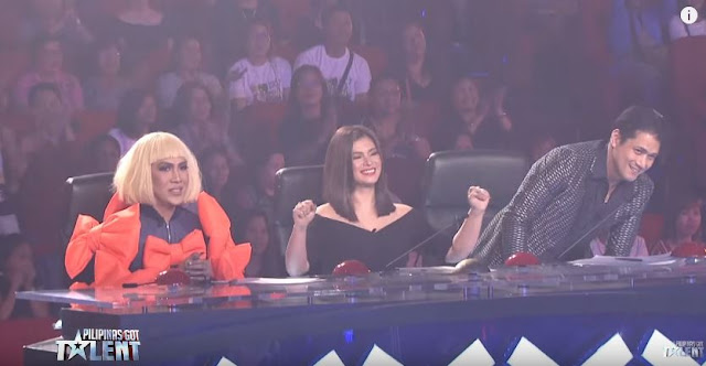 The Judges Were Blown Away By The Impressive Act Of Bardilleranz On The Third Week Of Semi-finals!