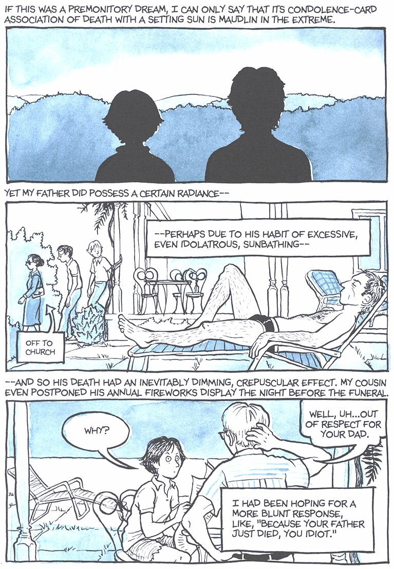 Read Fun Home: A Family Tragicomic - Chapter 5, Page 3