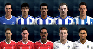Facepack Championship Vol1 Pes 2013 By Borland92