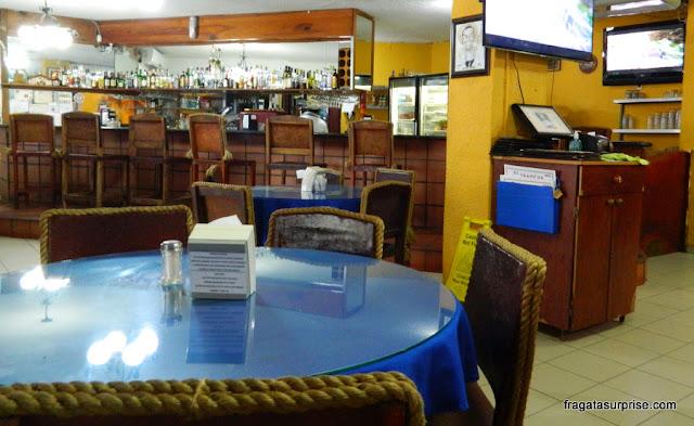 Restaurante El Trapiche, bairro El Cangrejo, Cidade do Panamá