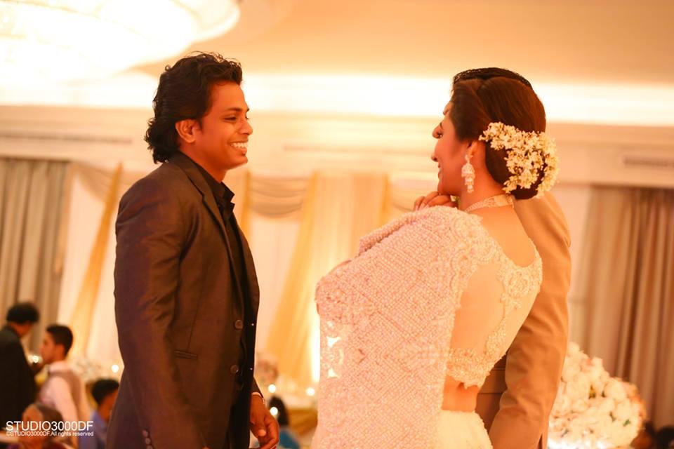 upeksha swarnamali second wedding