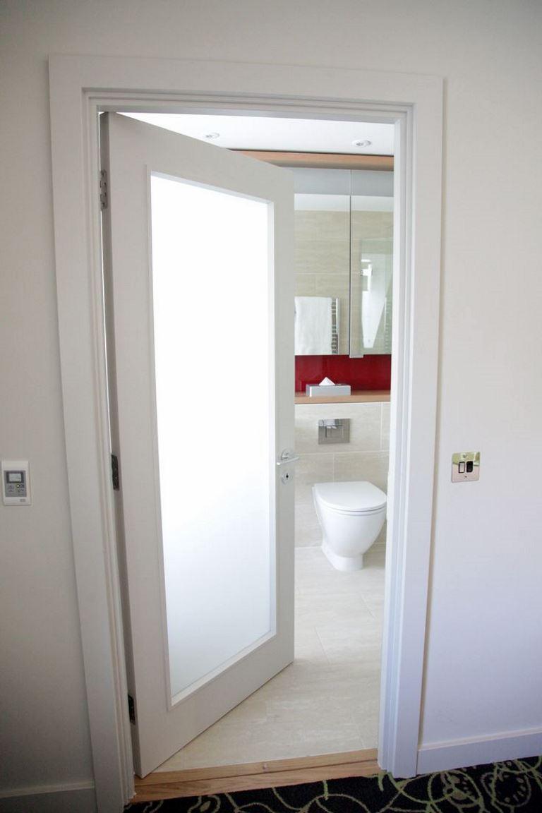 Glass Door for Bathroom decor