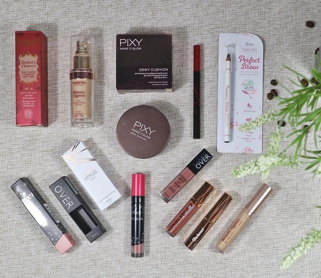 Belanja Make Up di Mutiara dan Mirota Kampus