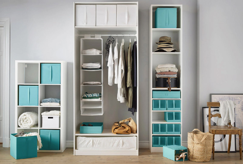 Consigli per un armadio sempre in ordine blog di for Ikea ordine