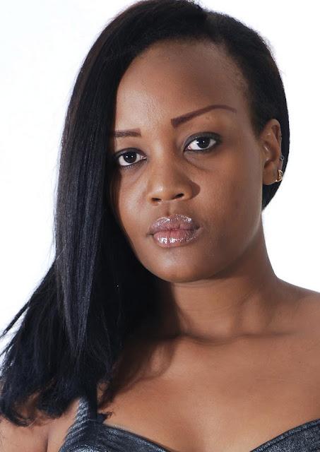 Irene Uwoya atua Rwanda Kuanua Matanga ya Ndikumana