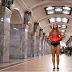 OMG! ये लड़की सरेआम मेट्रो स्टेशन पर उतारने लगी कपडे और फिर...