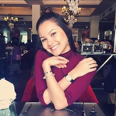 Profil Alyssa Daguise