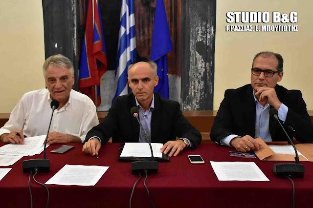 Γιώργος Γαβρήλος: Αναγκαίος ο διάλογος και οι μεταρρυθμίσεις στην τοπική αυτοδιοίκηση