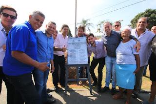 Prefeitura de Ourinhos inaugura Praça do CDHU totalmente revitalizada