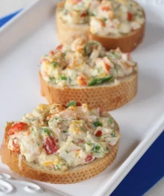 Hot Seafood Appetizers