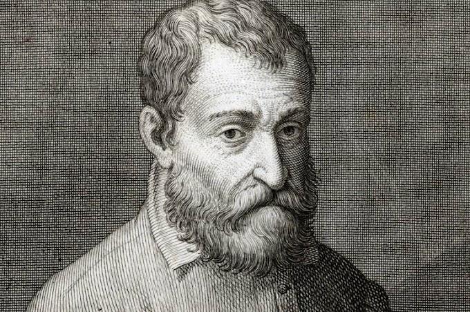 Biografi Arsitek Giacomo da Vignola