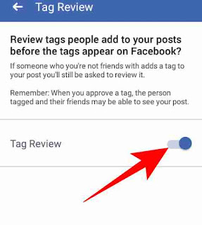 Facebook post review start kaise kare 3