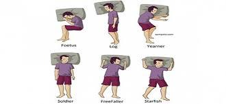 12 Posisi Tidur yang Menggambarkan Karakter Seseorang ! Yuk Cek