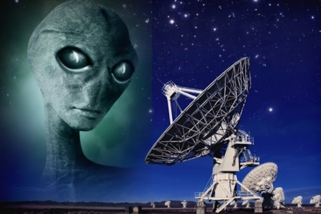 Terungkapnya Sinyal Misterius Dari Luar Angkasa