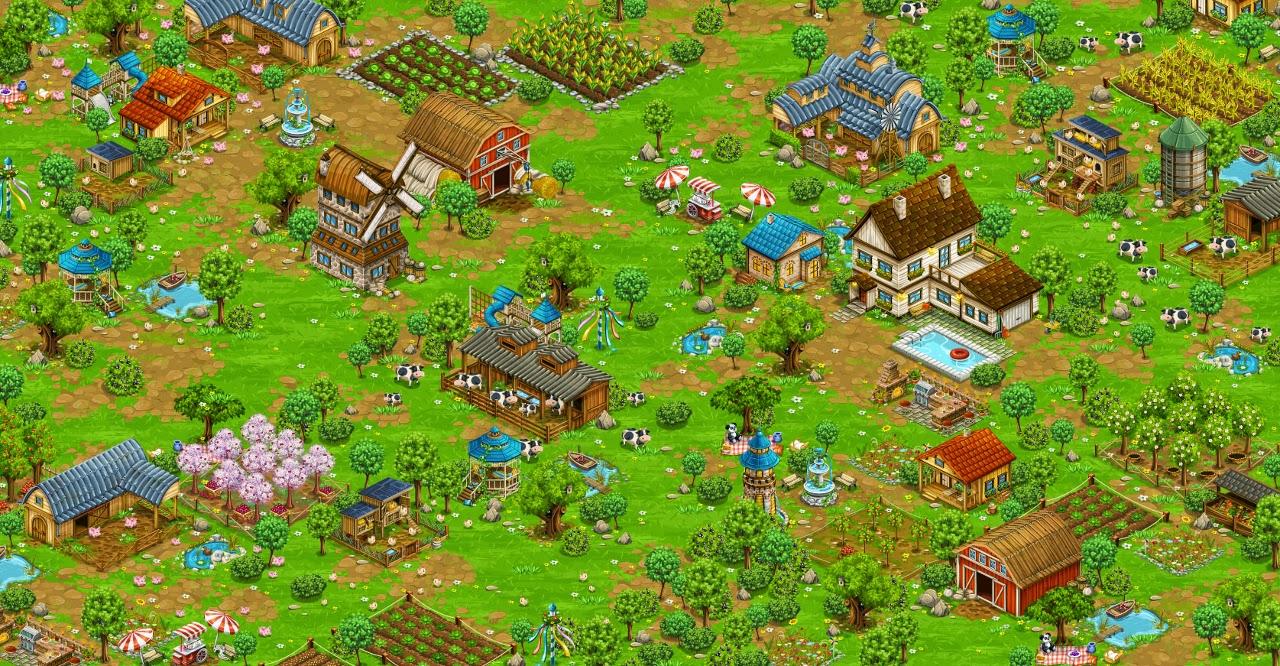 gry rolnicze online