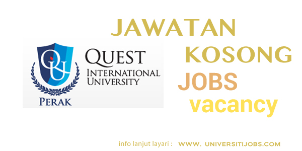 Jawatan Kosong City University College of Science and Technology 2016