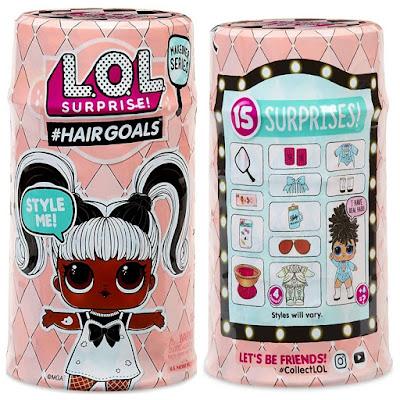 Куклы Лол Сюрприз с волосами #hairgoals