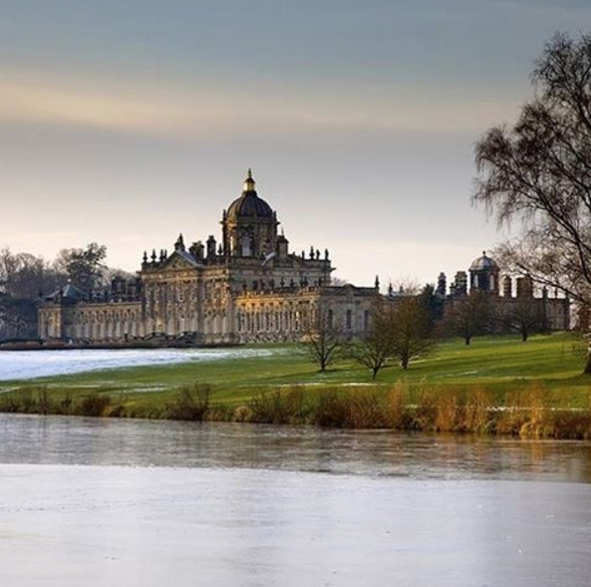 The most beautiful photos posted on Instagram @castle_howard Yorkshire (Cool Chic Style Fashion)