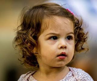 Style Rambut keriting Budak Perempuan Terkini - Shainginfoz