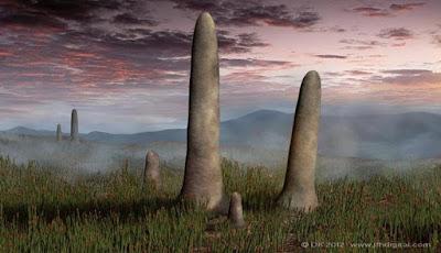 Permukaan Bumi Kuno Pernah ditutupi Jamur Raksasa