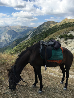 Albania, Riitta reissaa, Horsexplore, Zagoria