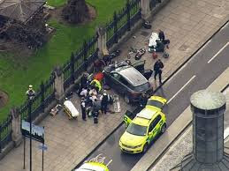 London police identify suspect behind Westminster attack