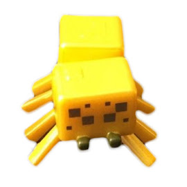 Minecraft Chest Series 4 Cave Spider Mini Figure