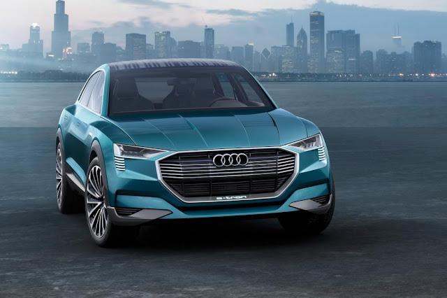 Audi Q6 e-tron Review