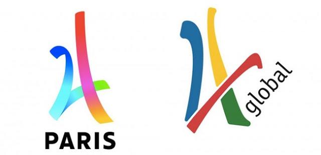 El logo de Paris 2024 ¿otro plagio?