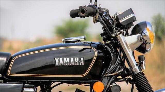 Yahama RX 100