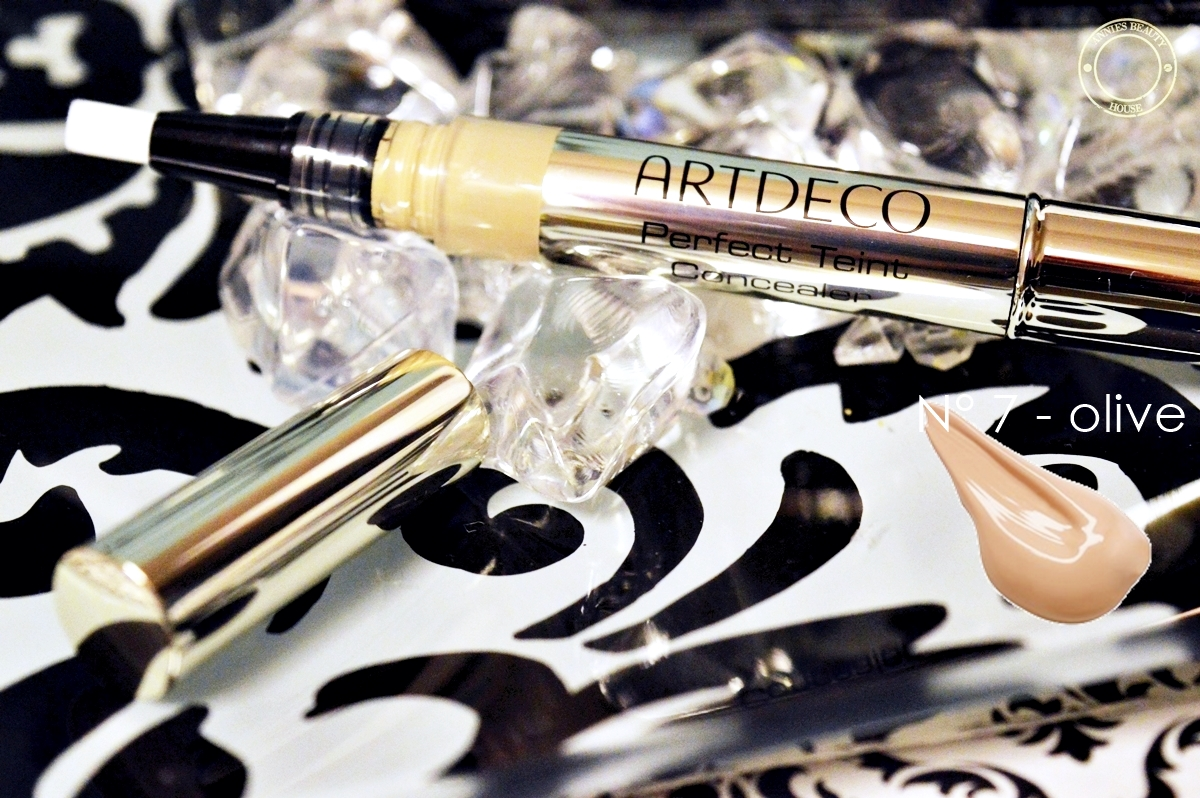 Artdeco Perfect Teint Concealer Detail photography