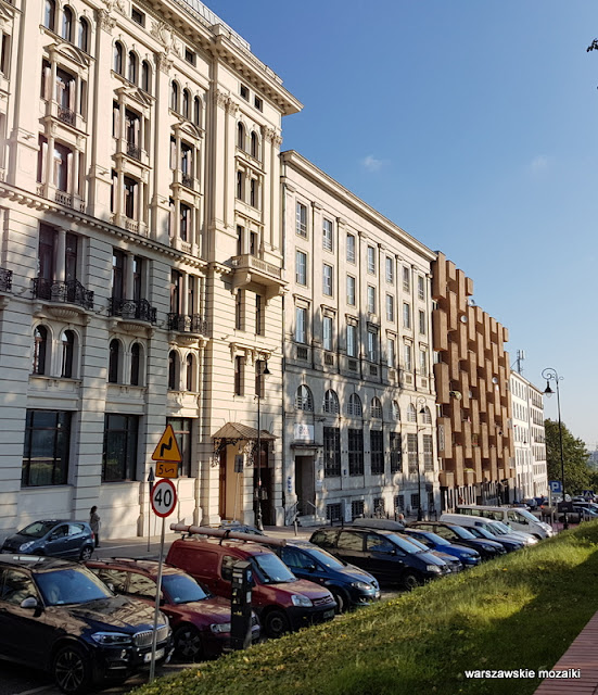 Warszawa Warsaw DSH Uniwersytet Warszawski Antoni Jawornicki Bank Cukrownictwa SA