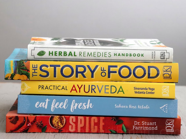 dk books herb spices
