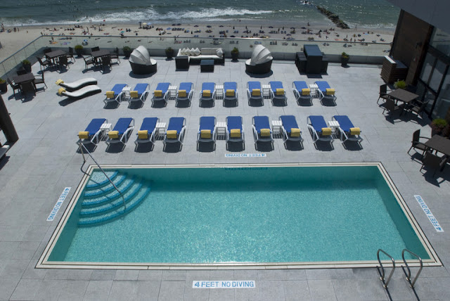 Allegra Hotel Jones Beach Pool
