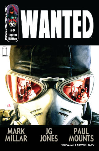 Wanted Comic #6 PDF