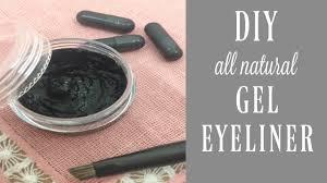 DIY Beauty and Makeup Blog: 3 Homemade DIY easy gel eye liners
