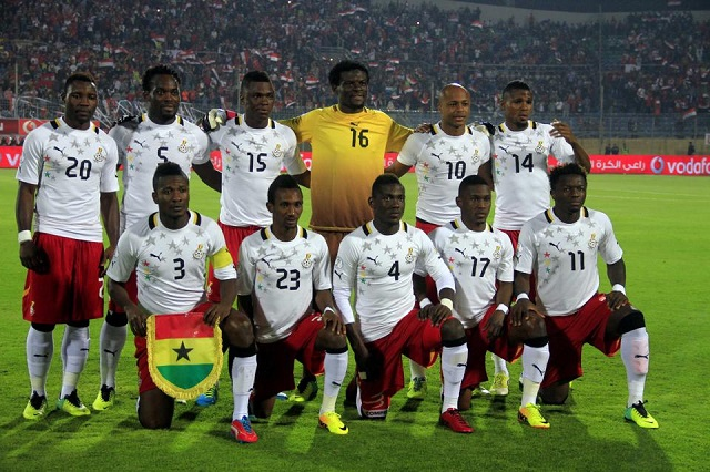 Avram Grant claims Ghana lack strikers