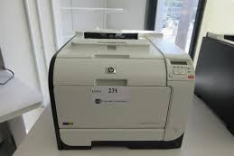 Steps to Install HP 305A Toner Cartridges in HP LaserJet 400 M451dn