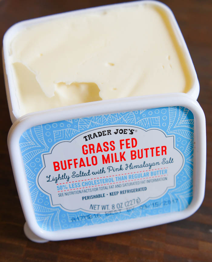 Trader Joe's review: Buttermilk Bread and Grass Fed Buffalo Milk Butter | baket350.net