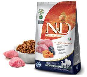 Get sample of Farmina Natural & Delicious dog and cat food!